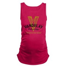 VandelayId Maternity Tank Top