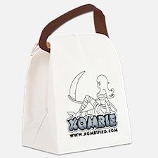 nephflap3 Canvas Lunch Bag