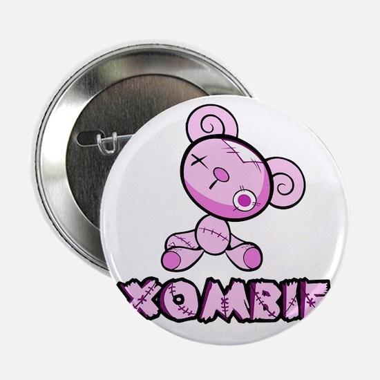 """pink_bear2 2.25"""" Button"""