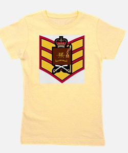 British-Army-Welsh-Guards-CSGT-Ceremoni Girl's Tee