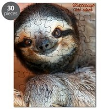 Puzzle with Image of Buttercup the Sloth