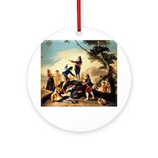 de goya Ornament (Round)