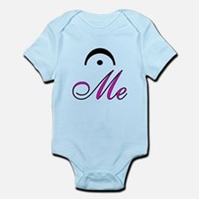 Hot Pink Fermata (Hold) Me Infant Bodysuit
