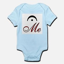 Red Fermata (Hold) Me Infant Bodysuit