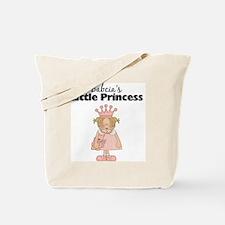 little princess 2 Tote Bag