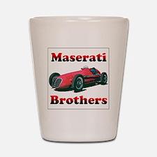 Maserati4CLT-4 Shot Glass