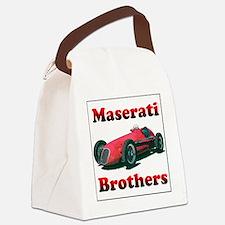Maserati4CLT-4 Canvas Lunch Bag