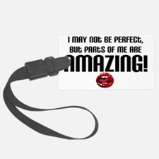 notperfect Luggage Tag