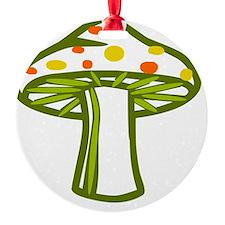 green mushroom Ornament
