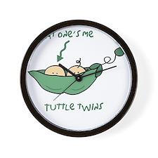 tuttle boy png Wall Clock