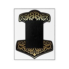 Thor__s_Hammer_brass Picture Frame