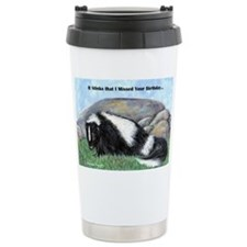 skunk55x75bdaylate Travel Mug