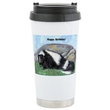 skunk55x75bday Travel Mug