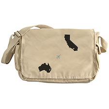 whateverhappenedGRAY2 Messenger Bag