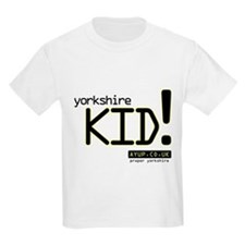 Yorkshire kid t-shirt