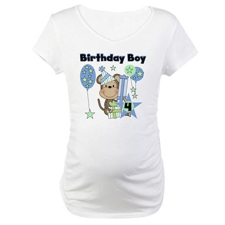 monksta4 Maternity T-Shirt