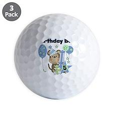 monksta5 Golf Ball