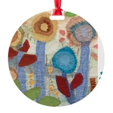 JMcMayCafepress Round Ornament