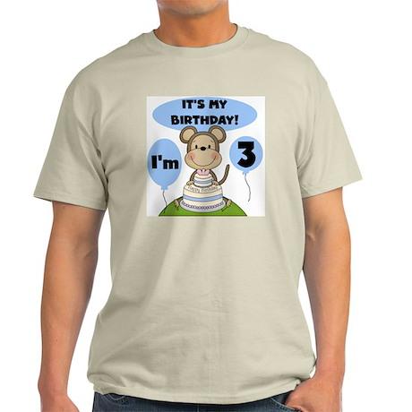 monkk3 Light T-Shirt