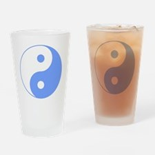 Yin_Yang Drinking Glass