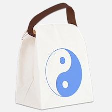 Yin_Yang Canvas Lunch Bag