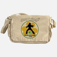 GotKing Messenger Bag