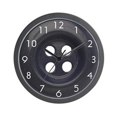 Vintage Button Art Deco Wall Clock