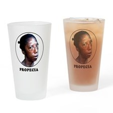 PROPECIA WHITE Drinking Glass