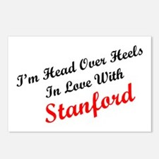 In Love with Stanford Postcards (Package of 8)