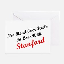 In Love with Stanford Greeting Cards (Pk of 10