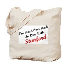 In Love with Stanford Tote Bag