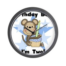 monkboytwo Wall Clock