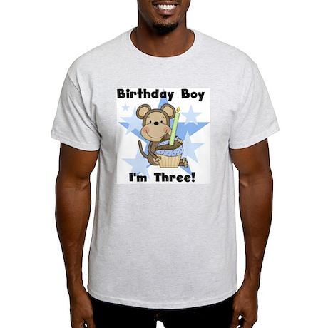 monkboythree Light T-Shirt