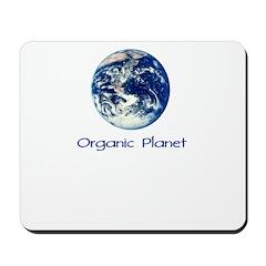 Organic Planet Mousepad