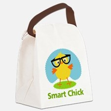 smart-chick Canvas Lunch Bag