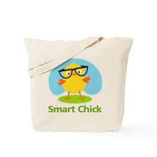 smart-chick Tote Bag