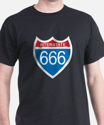 Interstate 666 T-Shirt