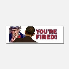 2-yourfired_cp Car Magnet 10 x 3