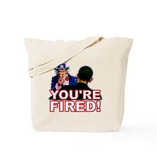 u-fired_cp_lt Tote Bag