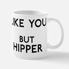 FIN-like-you-hipper Mug