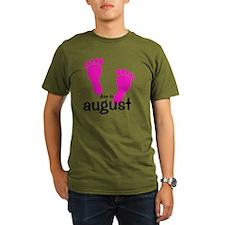pinkfeet_duein_august T-Shirt