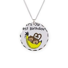 MONKEYSBOY1STBDAHY Necklace
