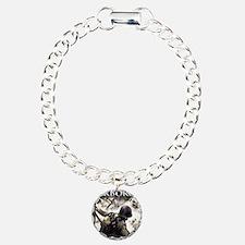 2-Airborne.moh.mousepad Charm Bracelet, One Charm
