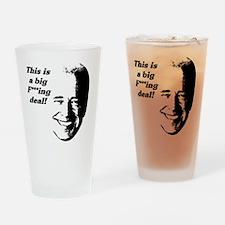 BidenShirt2 Drinking Glass