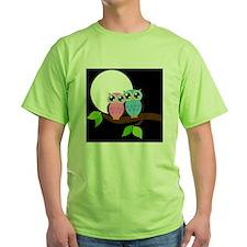 Night Owl Couple T-Shirt