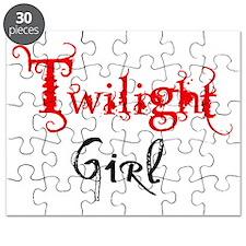 Twilight Girl Puzzle