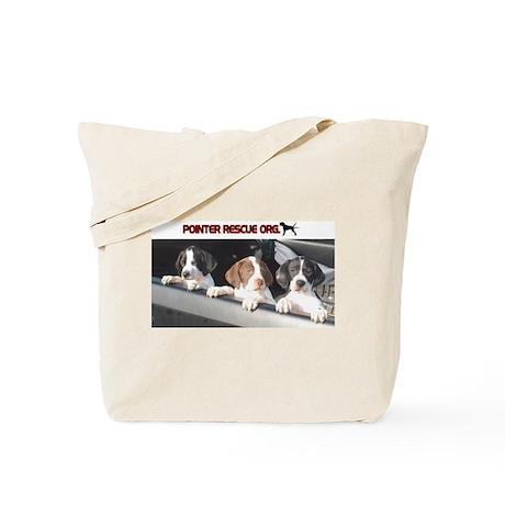 3 puppies Tote Bag