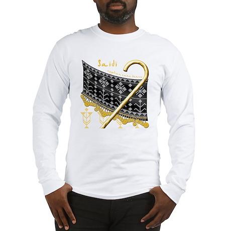 2-Saidi Long Sleeve T-Shirt
