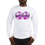 Love Scrapbooking Long Sleeve T-Shirt
