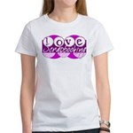 Love Scrapbooking Women's T-Shirt